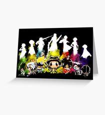 Arcobaleno Greeting Card