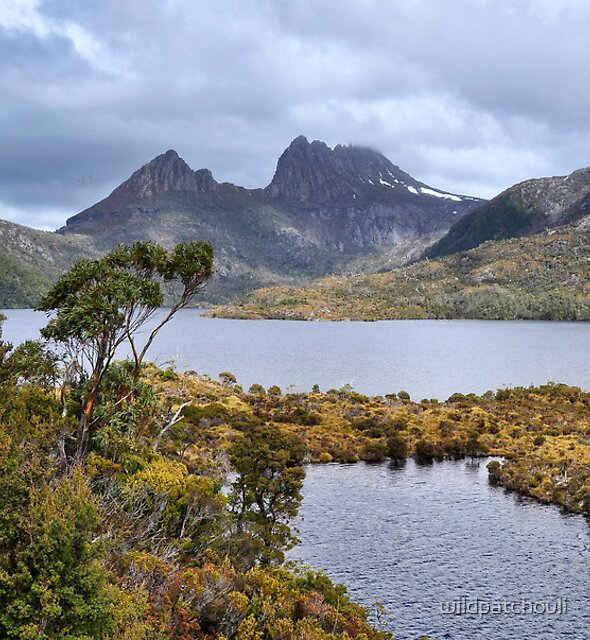 Dove Lake by wildpatchouli