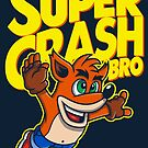 Super Crash Bro by Punksthetic