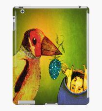 le jardin magique iPad Case/Skin