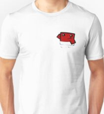 Super meat boy (in your pocket) Unisex T-Shirt