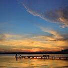 Belmont Sunset - NSW Australia by Bev Woodman
