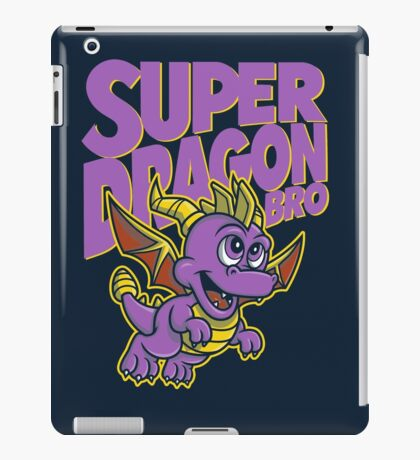 Super Dragon Bro iPad Case/Skin