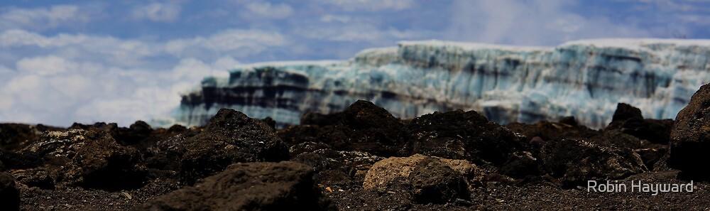 Cold Volcano by Robin Hayward