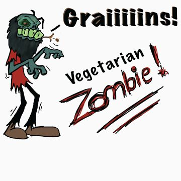 Zombie Grains by dagbar