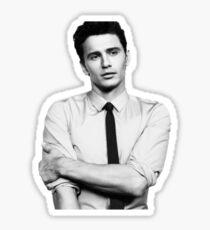 James Franco Sticker