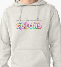 COLORS (old ways) Pullover Hoodie