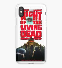 night of the living dead  iPhone Case