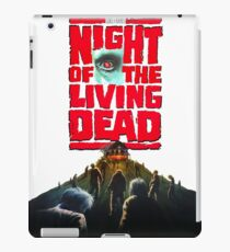 night of the living dead  iPad Case/Skin
