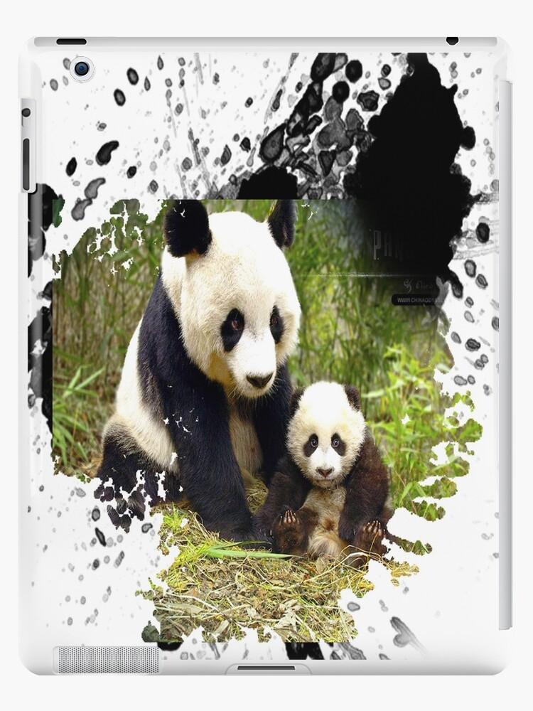 pandas by arteology