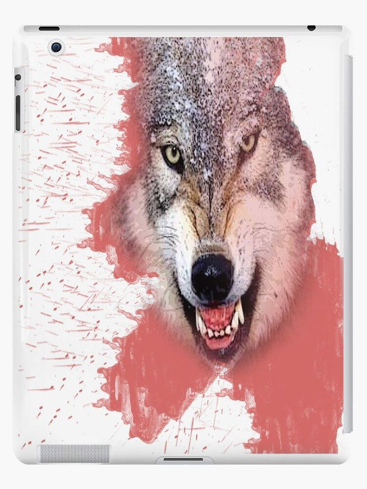 wolf by arteology