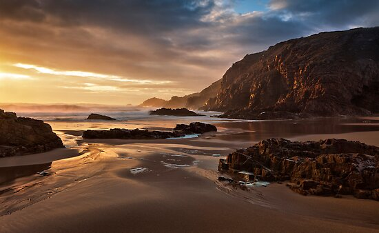 Boyeeghter Bay by GaryMcParland