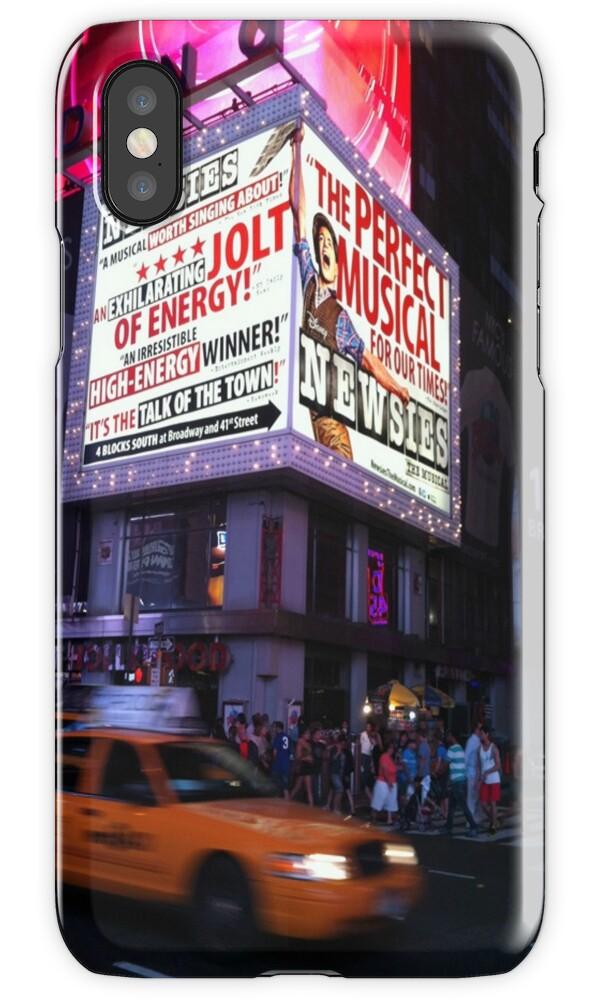 Newsies Iphone Case
