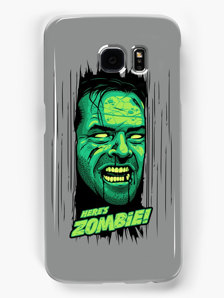 Here's Zombie! by harebrained
