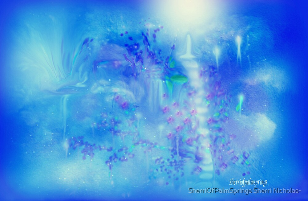 The Stairway to heaven by SherriOfPalmSprings Sherri Nicholas-