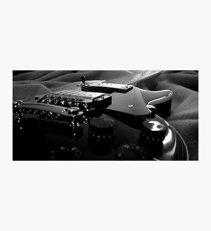 soundwaves Photographic Print