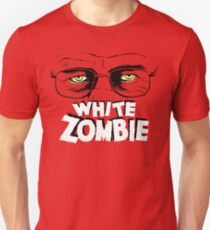 Walter White Zombie T-Shirt