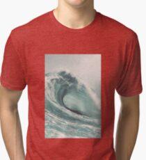 Wave Tri-blend T-Shirt