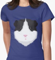 Black and White Guinea Pig T-Shirt