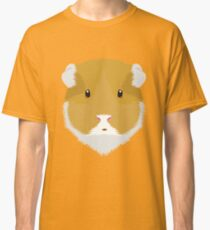 Brown Guinea Pigs Classic T-Shirt