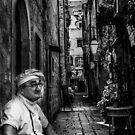 Taking a Break - Dubrovnik Croatia by Graeme Buckland
