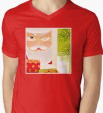 Santa!.. V-Neck T-Shirt