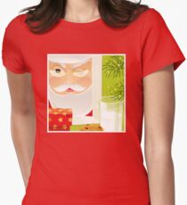 Santa!.. Fitted T-Shirt