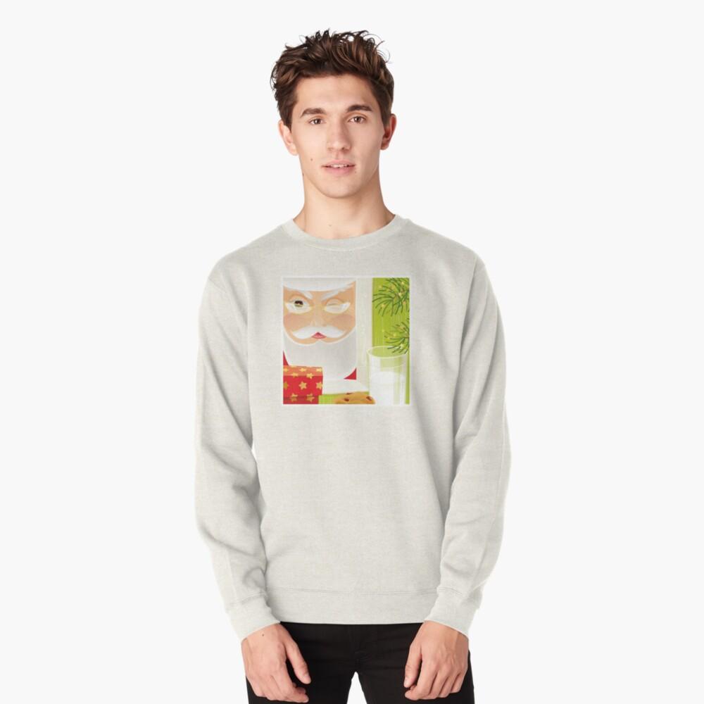 Santa!.. Pullover Sweatshirt