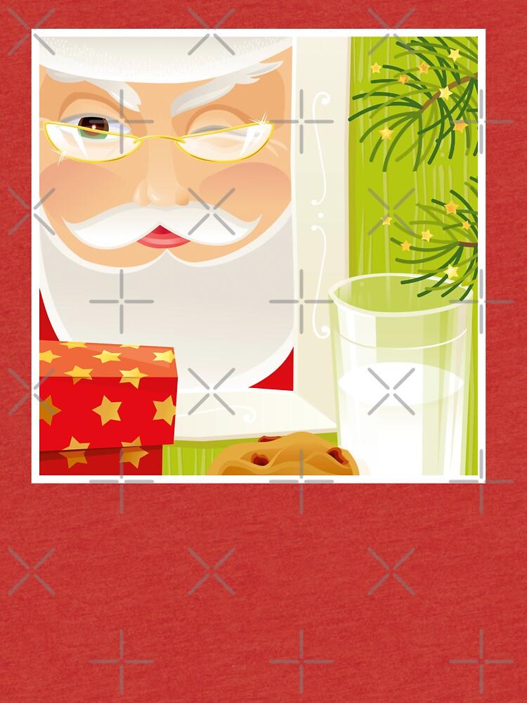 Santa!.. by rusanovska
