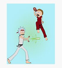 Rick Fighter 2 Photographic Print