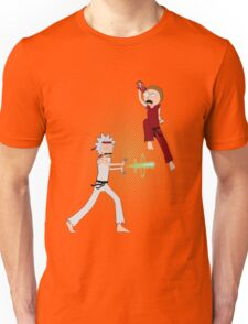 Rick Fighter 2 Unisex T-Shirt