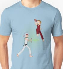 Rick Fighter 2 T-Shirt