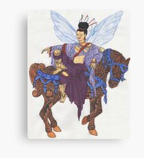 Chinese Fairy Canvas Print