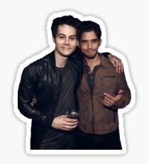 Tyler & Dylan  Sticker