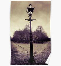 Street Light Poster