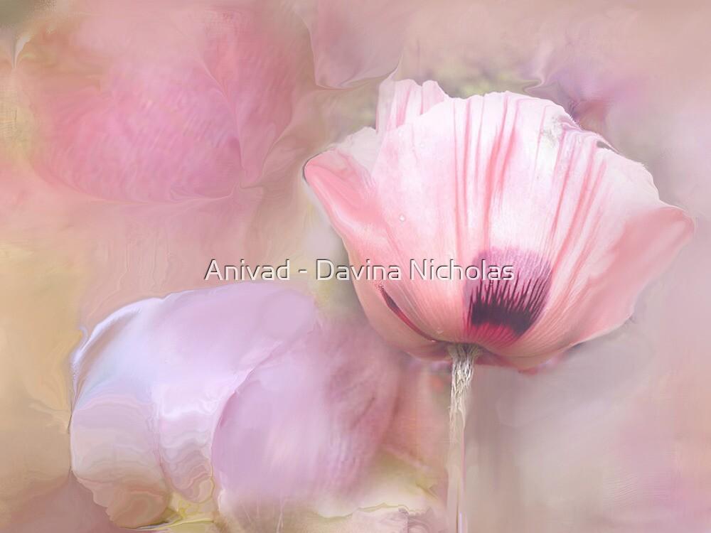 Poppy and Peony by Anivad - Davina Nicholas