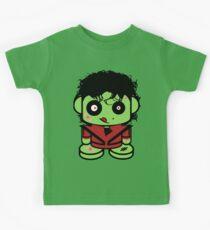 Thriller Zombio'bot 1.0 Kids Tee