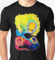 Infrared Psychedelic Poltergeist T-Shirt