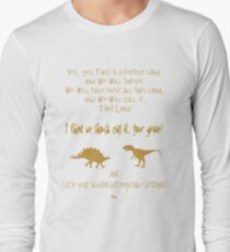 curse your sudden but inevitable betrayal, firefly, mustard Long Sleeve T-Shirt