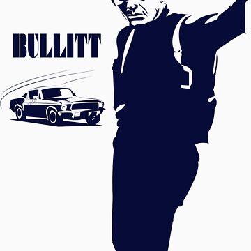 Bullitt by MikeCotopolis