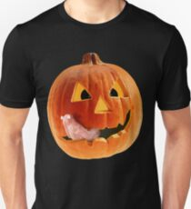 'YOU WANT SCARY, I'LL GIVE YOU SCARY'! Unisex T-Shirt