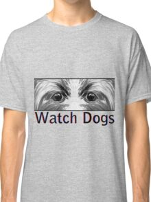Watch Dogs Classic T-Shirt