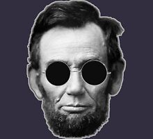 Abe Lincoln and Cheap Sunglasses Unisex T-Shirt