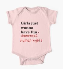 Fundamental human rights Kids Clothes