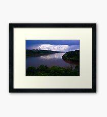Iguazu River Framed Print