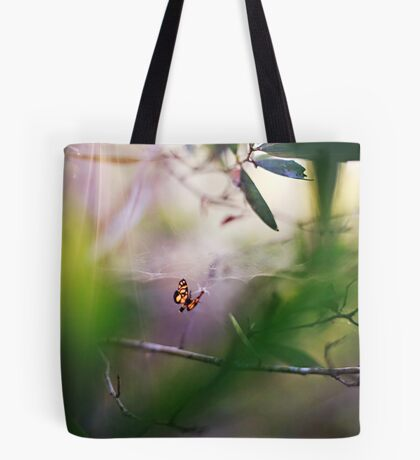 Will you step into my parlour? Tote Bag