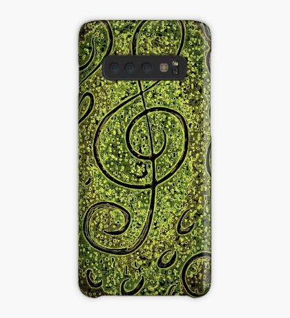 Music Note Case/Skin for Samsung Galaxy