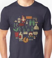 Breaking Bad - Let's Cook Unisex T-Shirt