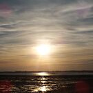 """SUNSET"" lepe beach Hants uk by keithbutcher"