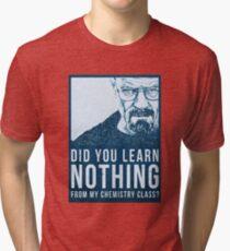 Breaking Bad - Nice T-Shirt Tri-blend T-Shirt